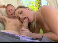 Sexi Staci Fucked For Fine Facial