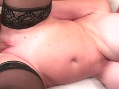 Blonde Kayla Kleevage Takes Cock Between Gigantic Tits - Upox