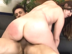 Rucca Page moans in pleasure while fucked