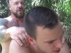 Rocco Steele and Aaron Slate - DudesRaw