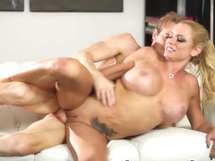 BrianaBanks - Briana Banks Gets A Hot Load Dropped On Her Tits