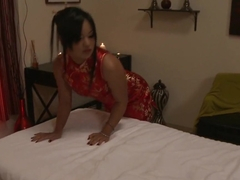 Horny pornstar Lana Violet in incredible brazilian, asian xxx movie