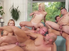 Insane Bisexual Fuck Party