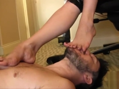 Jean Bardot - Sweaty Foot Worship 3