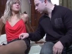 PantyhoseLine Scene: Nora and Peter E