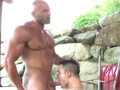 NextDoorBuddies Video: Outdoor Escapade