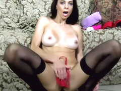 Mommy's Masturbation Movie starring Eva Long Eva Long
