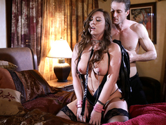 Maddy O'Reilly in He Loves Me In Collars And Cuffs, Scene 4 - WickedPictures