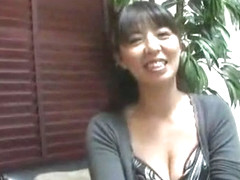 Horny Japanese chick Ryoko Murakami in Best Blowjob/Fera, Big Tits JAV video