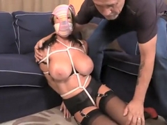Goldie Blair Wants to Get Tied Up