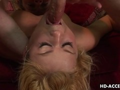 Mckenzie Miles most good deepthroat act here