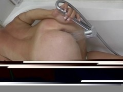 Sexy mother i'd like to fuck fucking session in the shower