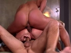 double penetration - Kathy Anderson