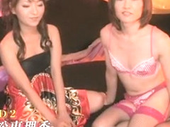 Exotic Japanese whore in Incredible Stockings, /Futanari JAV video