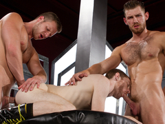 Brian Bonds & Seamus O'Reilly & Jacob Peterson in The Abysse, Part 1 - ClubInfernoDungeon - Clubin.