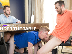 Mark Long & Chris Blades & Johnny Hill in All Under the Table - NextDoorStudios