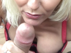 British Milf JB nurse takes care of you