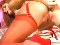 Anal Masturbation With Cute Wifey