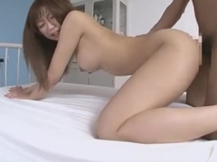 Horny Japanese slut Kaori Sakura in Hottest Facial, Fetish JAV movie
