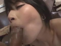 Best Japanese model Ryo Kitamura in Crazy Blowjob, POV JAV clip