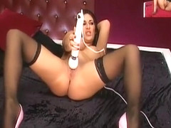 Emily B Dildos on Rampant TV