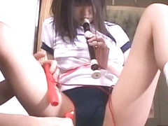 Horny Japanese slut Aimi Sakamoto in Crazy Teens, Fetish JAV movie