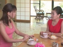 Exotic Japanese girl Tsukasa Aoi in Best Couple JAV movie
