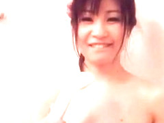 Incredible Japanese whore Lemon Mizutama in Best Shower, Solo Female JAV movie