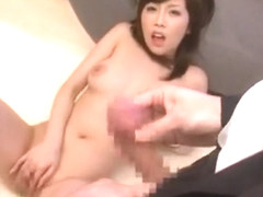 Exotic Japanese slut Rico Yamaguchi in Best Squirting, Handjobs JAV clip