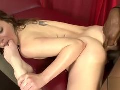 Black dick sucking for Natalie Moore