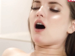 Vika Lita Gorgeous Ukrainian Teen Passionate Fuck With Her Lover