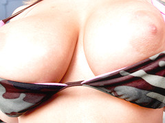 Allie Shows Off Her Big Tits And Gets Plowed - DaGFs