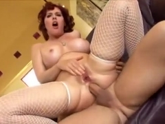 Victoria anal bbc mae can not take