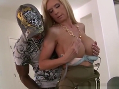 MOFOS - Hot blonde mom Brooke Tyler wants young bbc