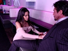 Horny pornstar Luna Star in Exotic Brunette, Facial adult clip
