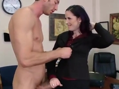 Pornstar porn video featuring Caroline Pierce and Jordan Ash