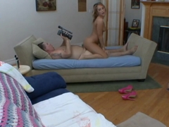 Carter Cruise Creampied by Fat Old Fan