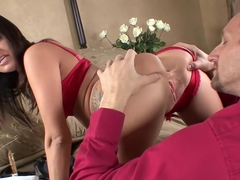 Exotic pornstar Maddy O'Reilly in hottest blonde, interracial xxx video
