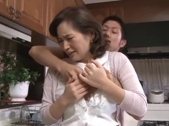 UAAU-58 Age Fifty Mother fujisaki sakura