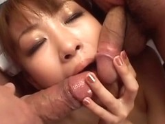 Best Japanese slut Kokoro Wakaba in Crazy JAV uncensored Lingerie video
