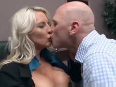 BRAZZERS - Hot blonde mild Emma Starr does not believe in NSFW