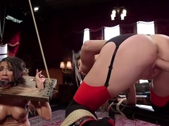 TheUpperFloor - The Sex Toy and The Whipping Girl - Kacie Castle, Sadie San