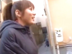 Horny Japanese model Yuma Asami in Crazy Blowjob/Fera, Facial JAV video