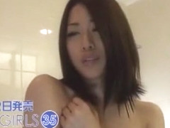 Hottest Japanese chick Kanon Imai in Amazing Handjobs, Fingering JAV movie