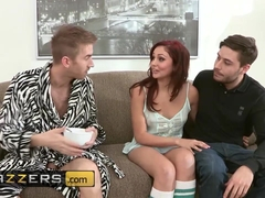 Brazzers - Teens like it BIG - Ariana Marie Danny D - Roommates