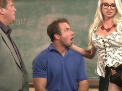 Gigi Allens - Teacher's Revenge - Big Tits at School(Br