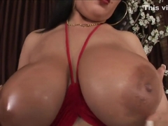 Aroused maiden jaylene rio with big natural tits banging