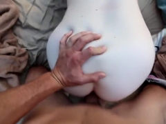K is for Kamping - Pillow Princess Pussy Pounding
