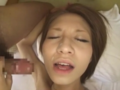 Incredible Japanese whore Risa Mizuki in Fabulous Shower, POV JAV movie