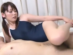 Exotic Japanese slut Chisato Ayukawa in Horny Cunnilingus, Fingering JAV video